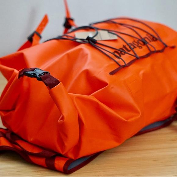 634b47441f1 Patagonia Bags   Stormfront Roll Top Pack 45l   Poshmark